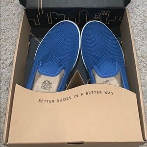 ALLBIRDS Tree Lounger NEW Kauri Cobalt Blue